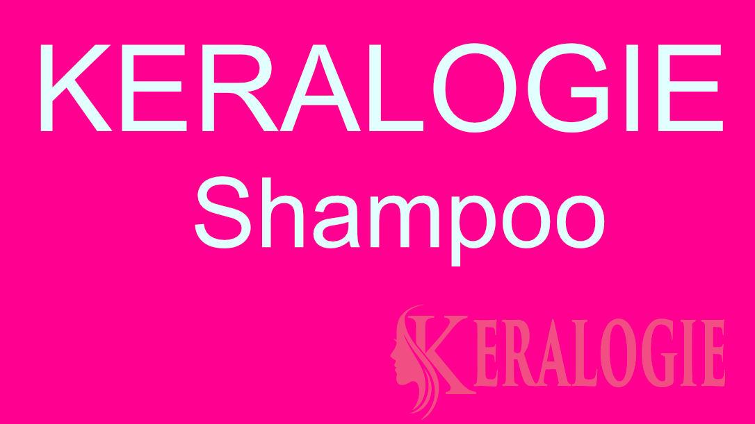Keralogie Shampoo